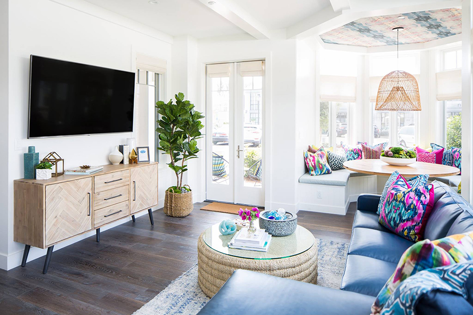 Congratulations Rona Graf, named HGTV Designer of the Year – Color & Pattern for her work on the Lido House Hotel in Newport Beach